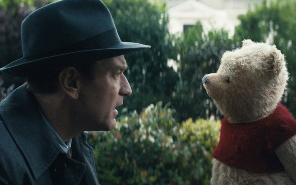 Christopher Robin release date on Disney+