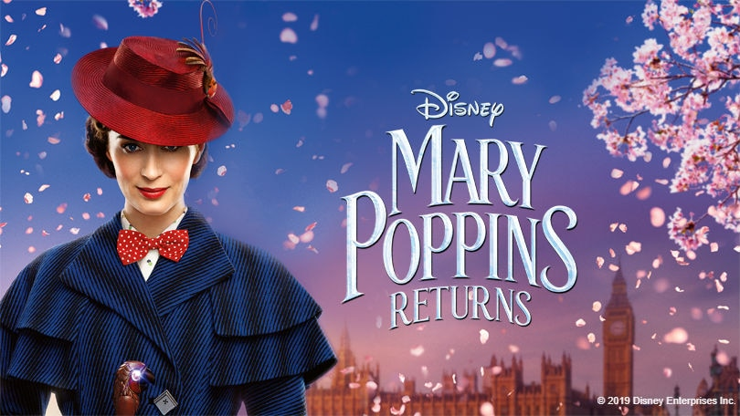 Mary Poppins Returns release date on Disney+