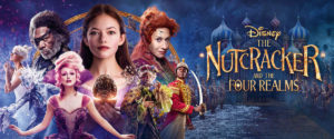The Nutcracker and the Four Realms release date on Disney+