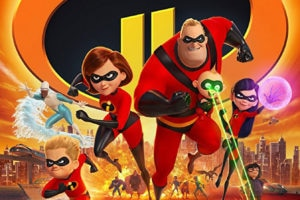 The Incredibles 2 release date on Disney