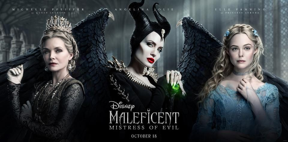 Maleficent: Mistress of Evil release date on Disney+