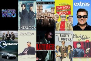 BritBox now available