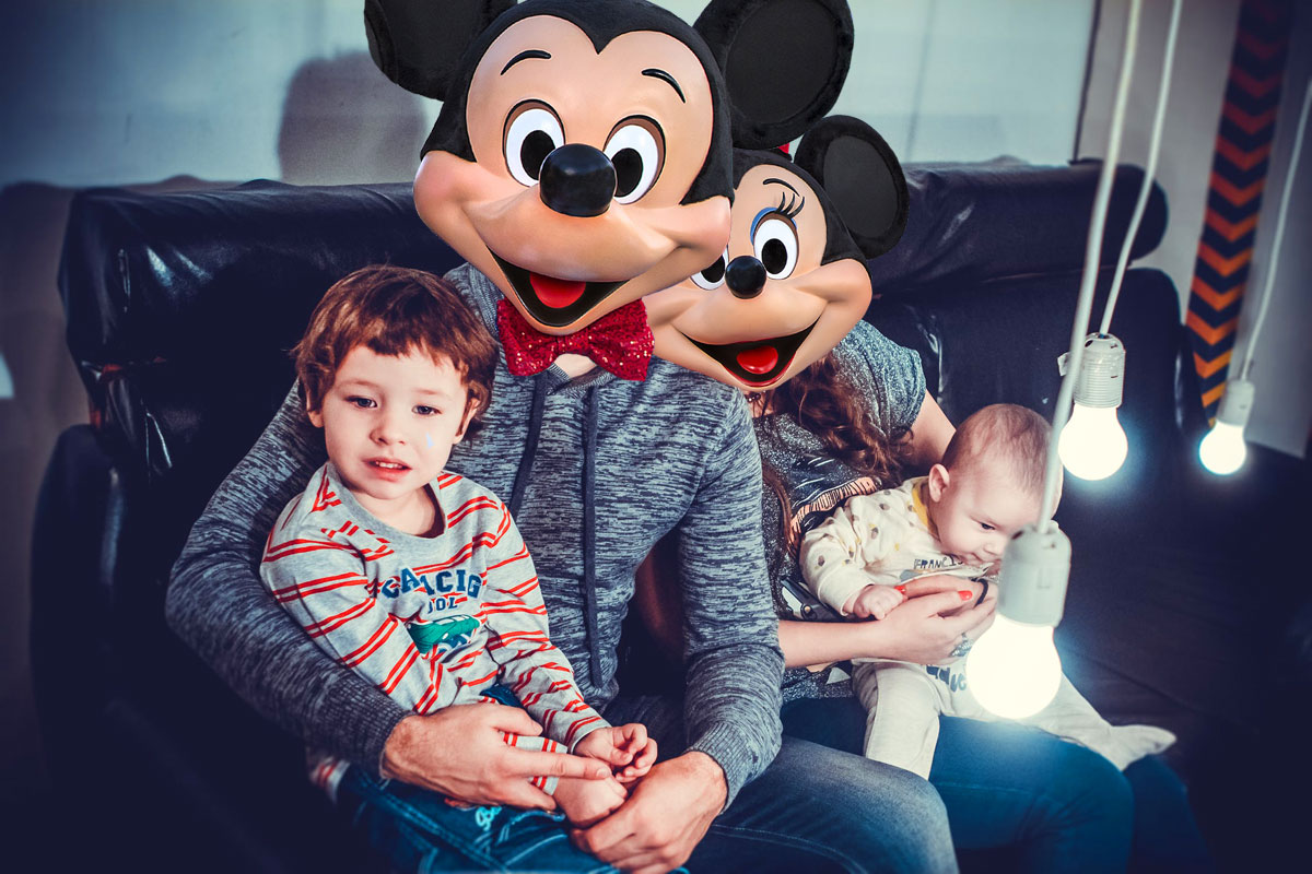 Disney+ babysitting could save American families