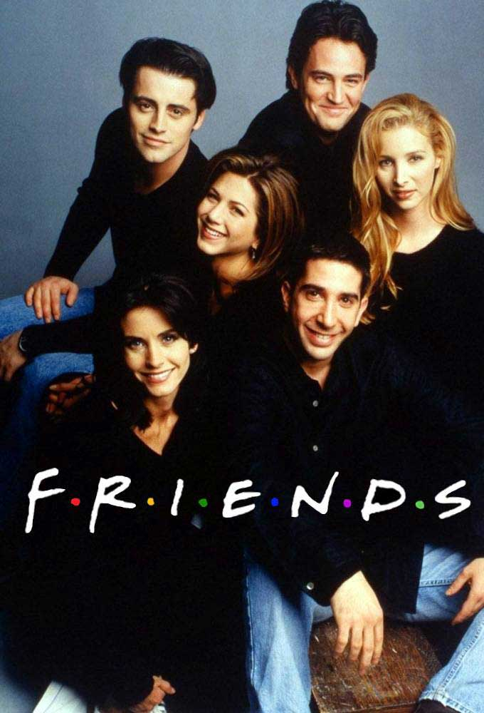 Friends Best HBO Max TV Show