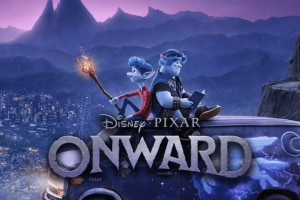 "Pixar's ""Onward"" release date on Disney+"