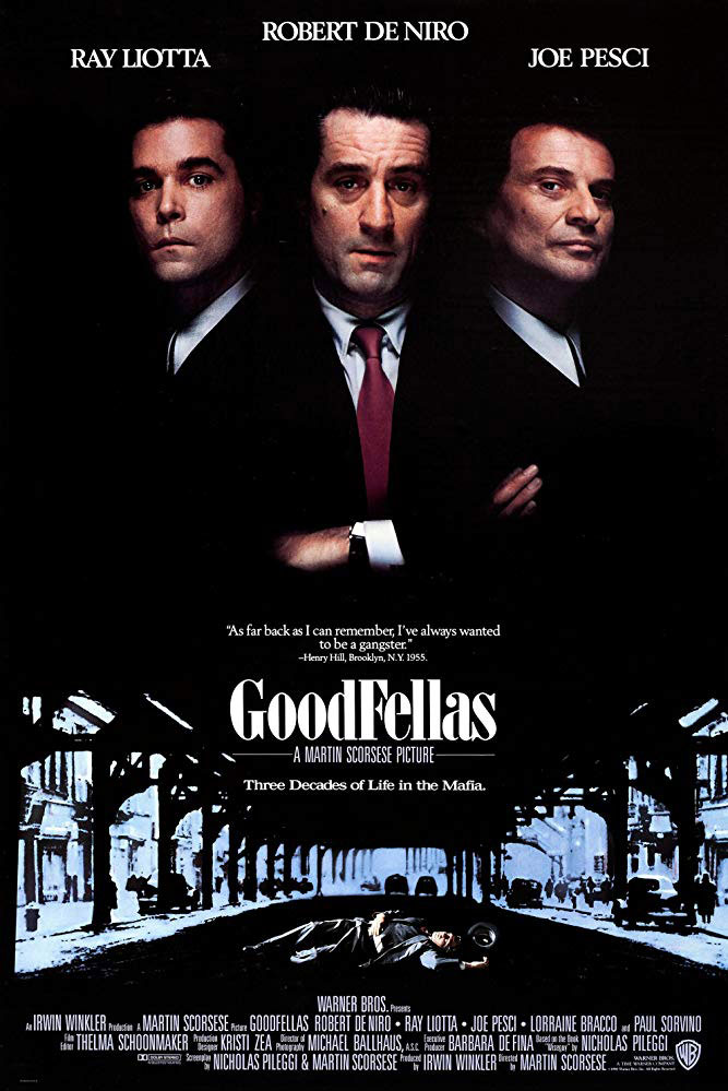 hbo max 2020 most wanted movies Goodfellas