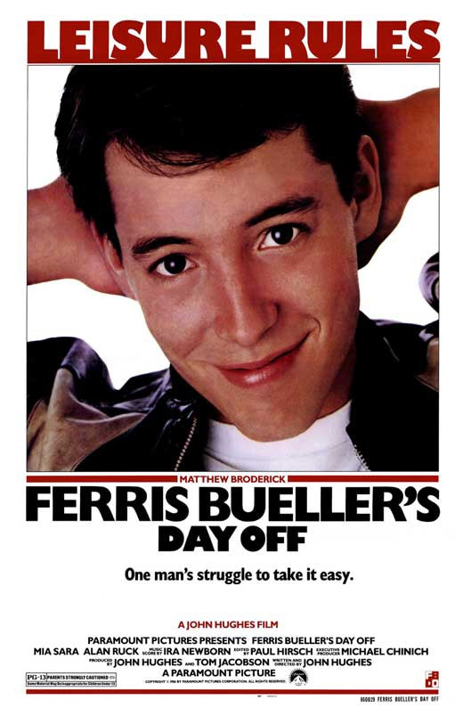 Ferris Bueller's Day Off on Netflix
