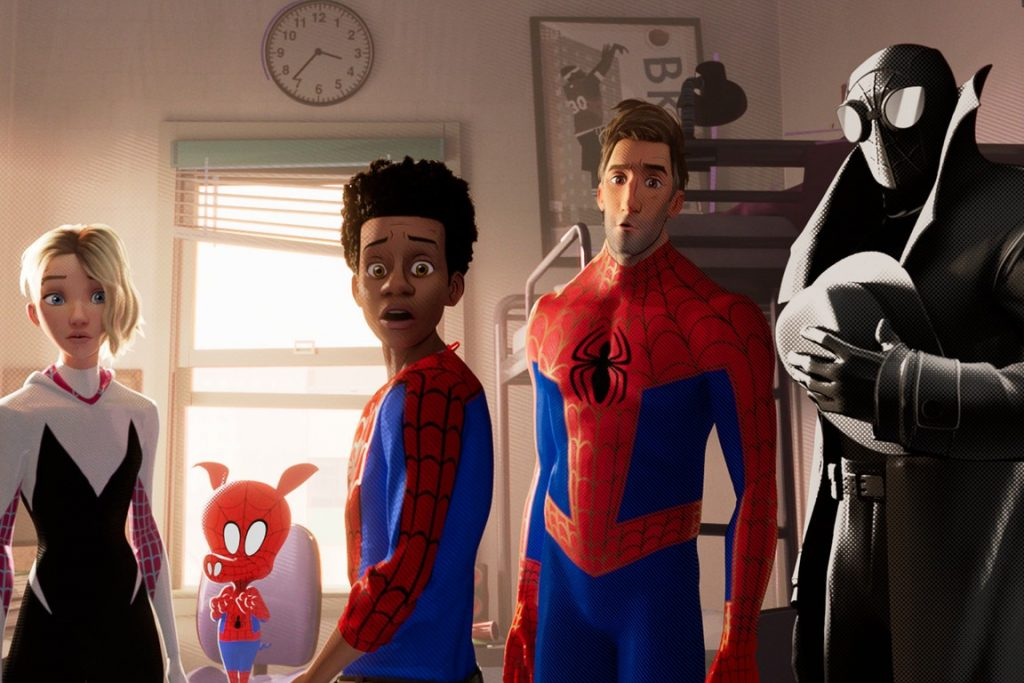 Spider-Man: Into the Spider-Verse. The best 4K content streaming on Netflix this month (February 2020)