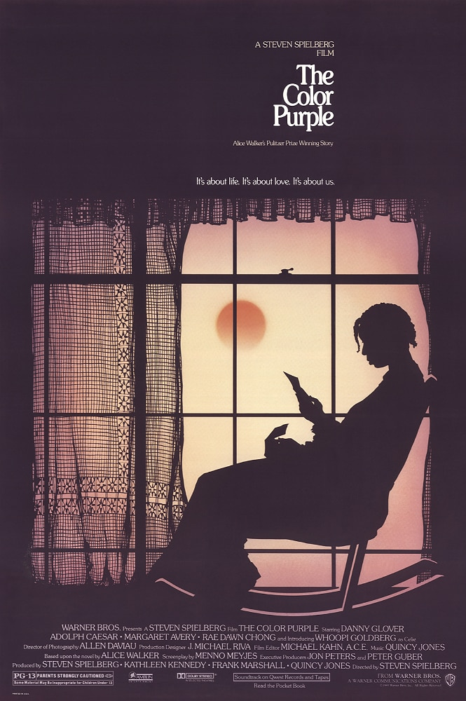 The Color Purple Steven Spielberg iconic movies